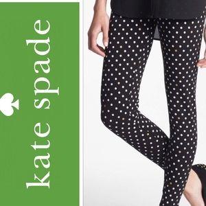Kate Spade Dot Leggings